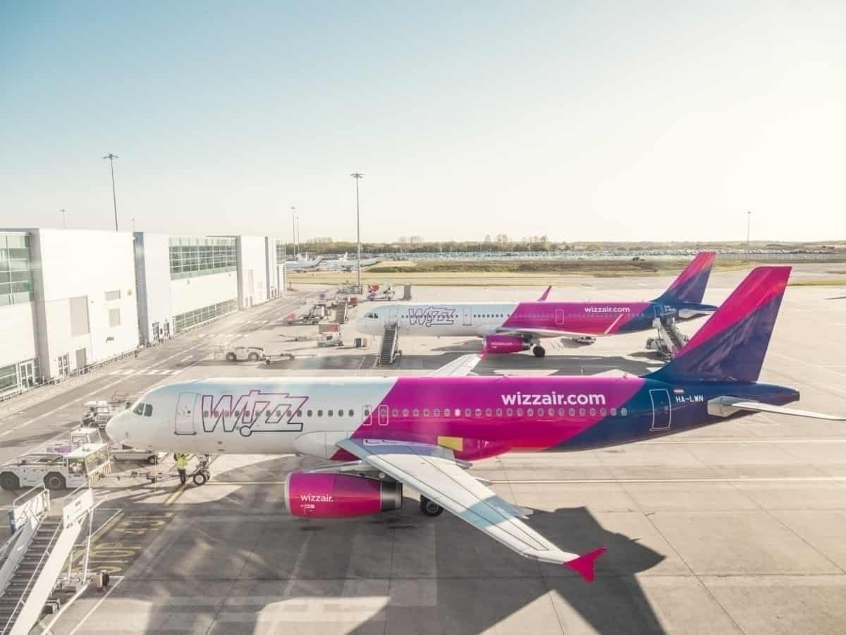 Wizz Air-fly (Foto: Wizz Air | PR)