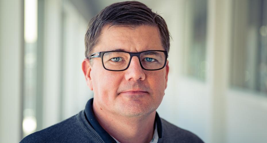 Jens Lauridsen, ny administrerende direktør hos Kalaallit Airports. (Foto: Air Greenland)