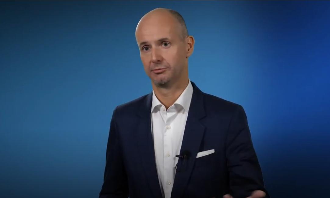 Johan Bisgaard Larsen, SVP Sales and Marketing hos Norwegian (Foto: markedsforingtv)