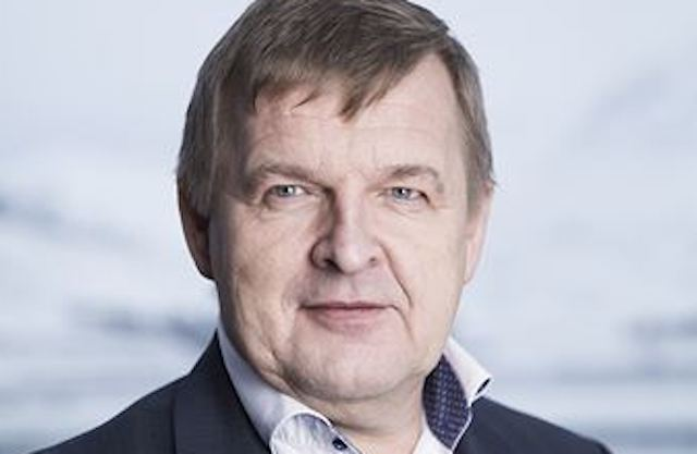 Jóhannus Egholm Hansen stopper som bestyrelsesformand i Kalaallit Airports. Foto: Kalaallit Airports