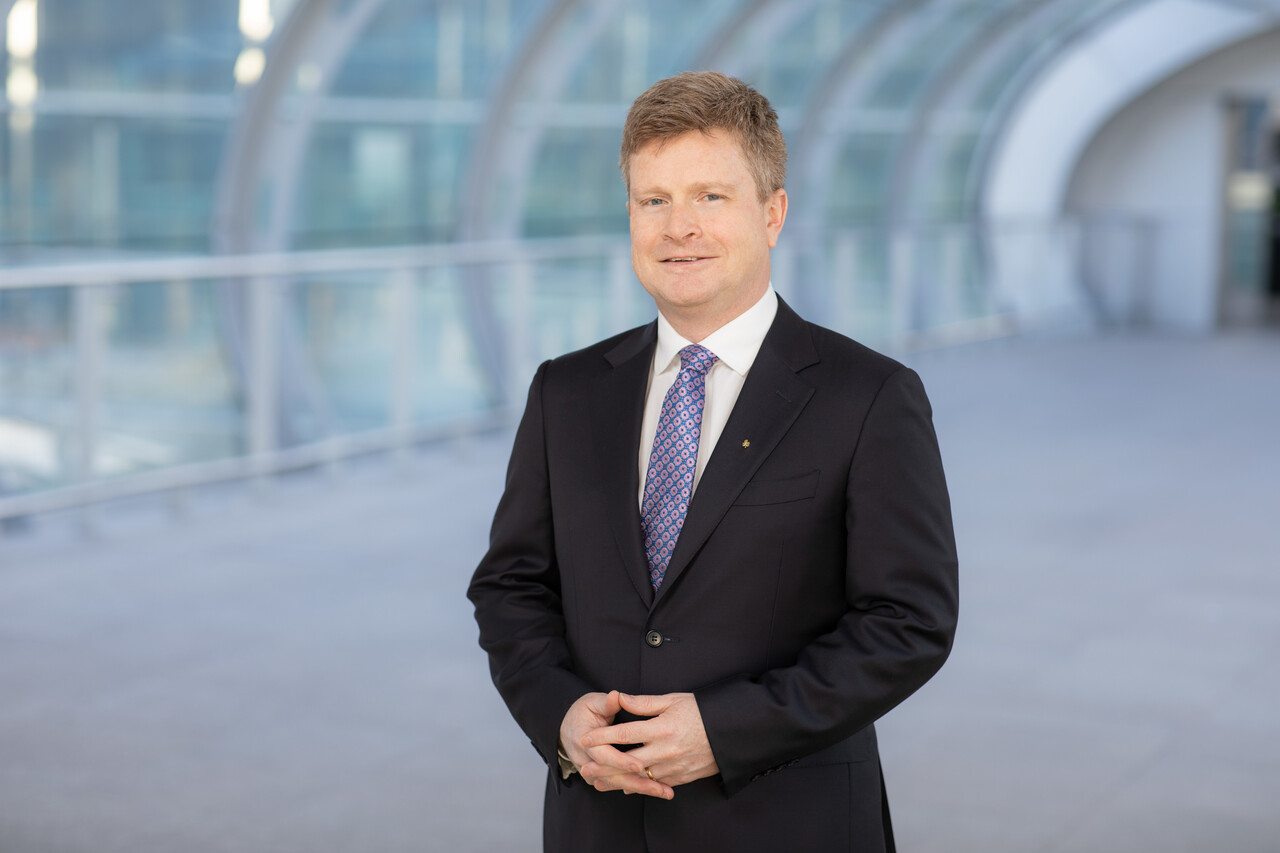 Sean Doyle, koncernchef hos British Airways. (Foto: Aer Lingus | PR)