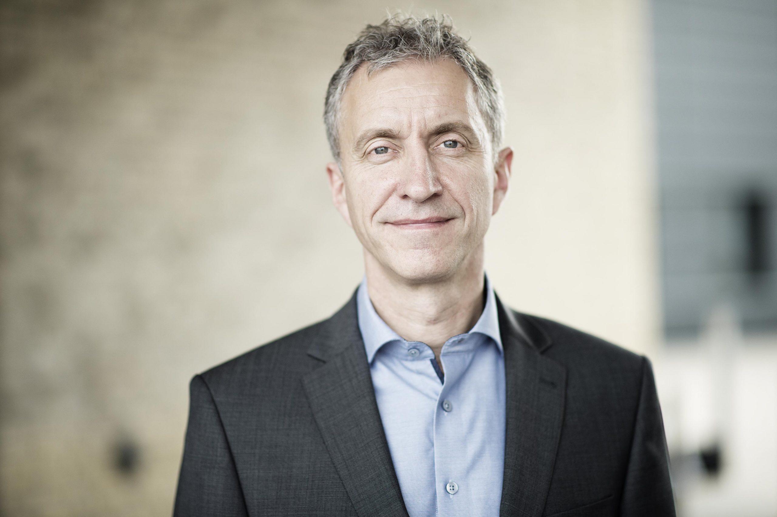Jørgen Holme, administrerende direktør i Jettime. (Foto: Jettime   PR)