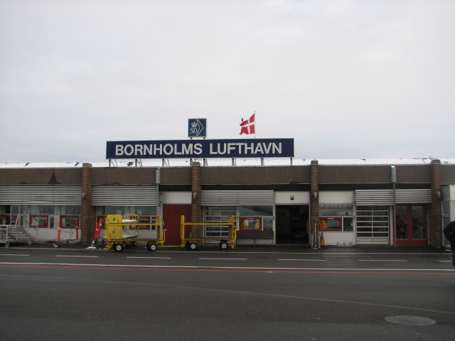 Bornholms Lufthavn. (Foto: Robert de Jong | CC 3.0)