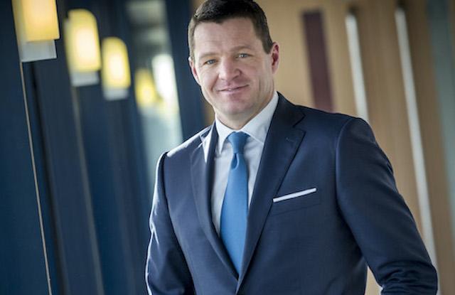 Pieter J Th. Elbers, CEO KLM