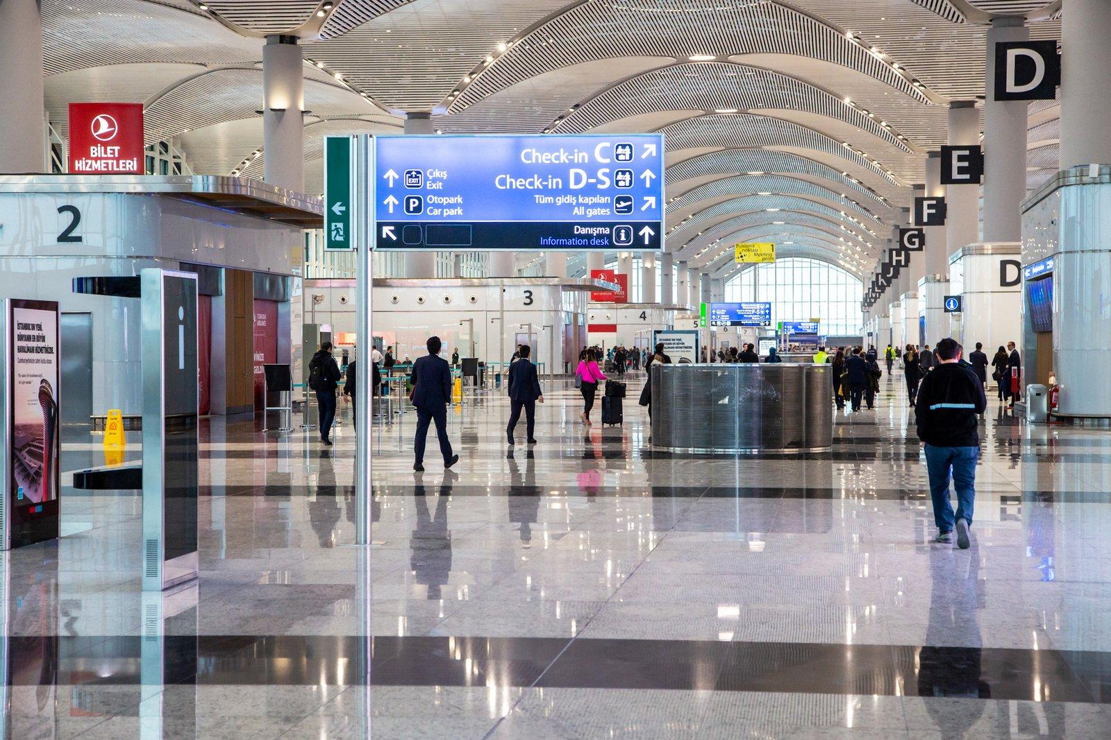 Istanbul Airport. (Foto: iGA – Istanbul Grand Airport | PR)