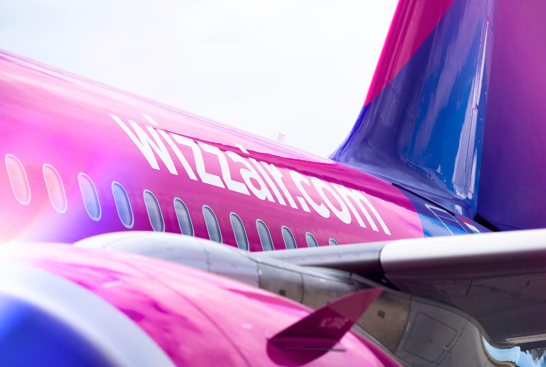 Wizz Air – Airbus A320-200neo. (Foto: Wizz Air   PR)