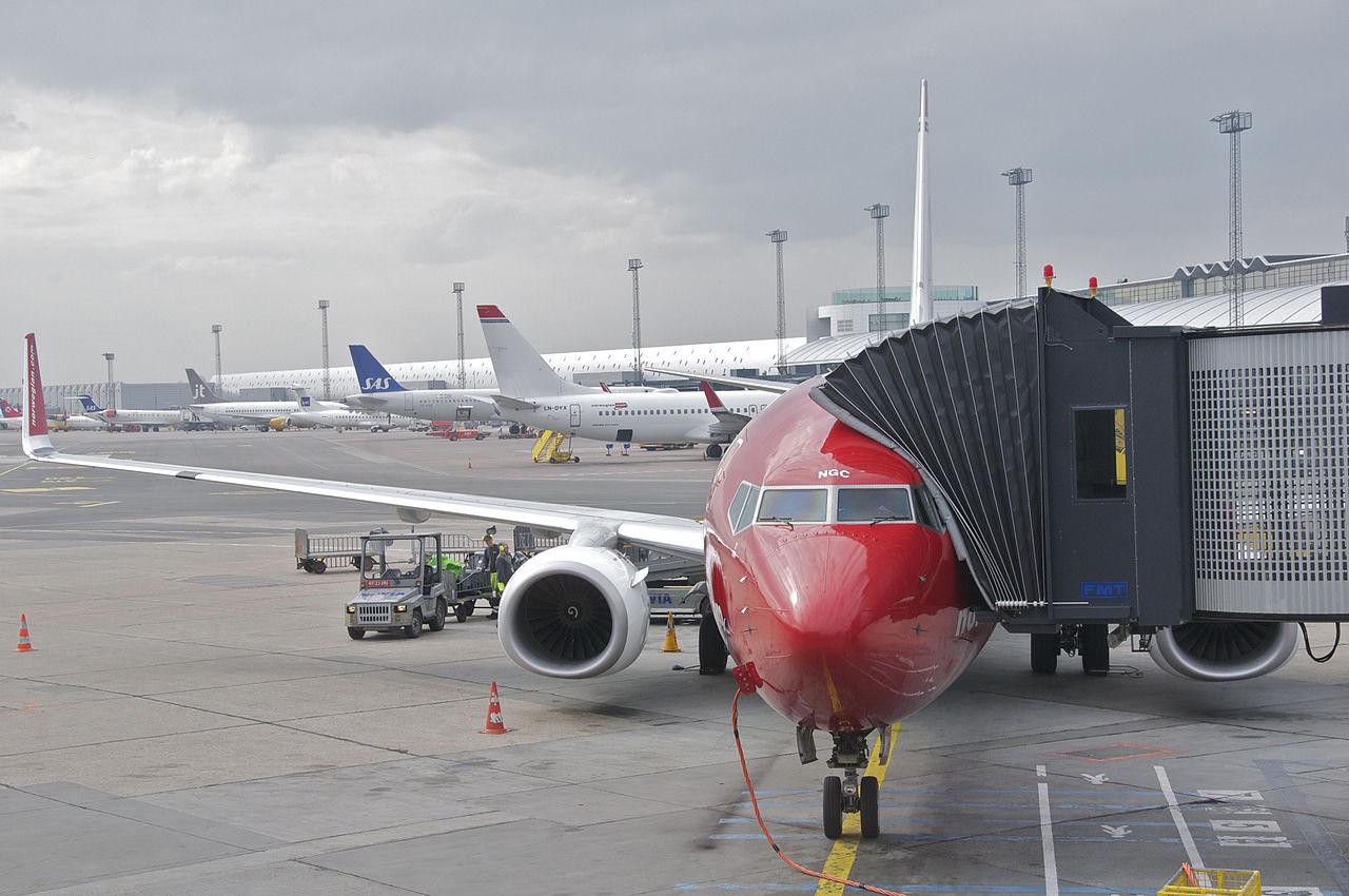 Norwegian er et af de flyselskaber, som Trafik-, Bygge- og Boligstyrelsen har politianmeldt. (Foto: Aero Icarus  | CC 2.0)