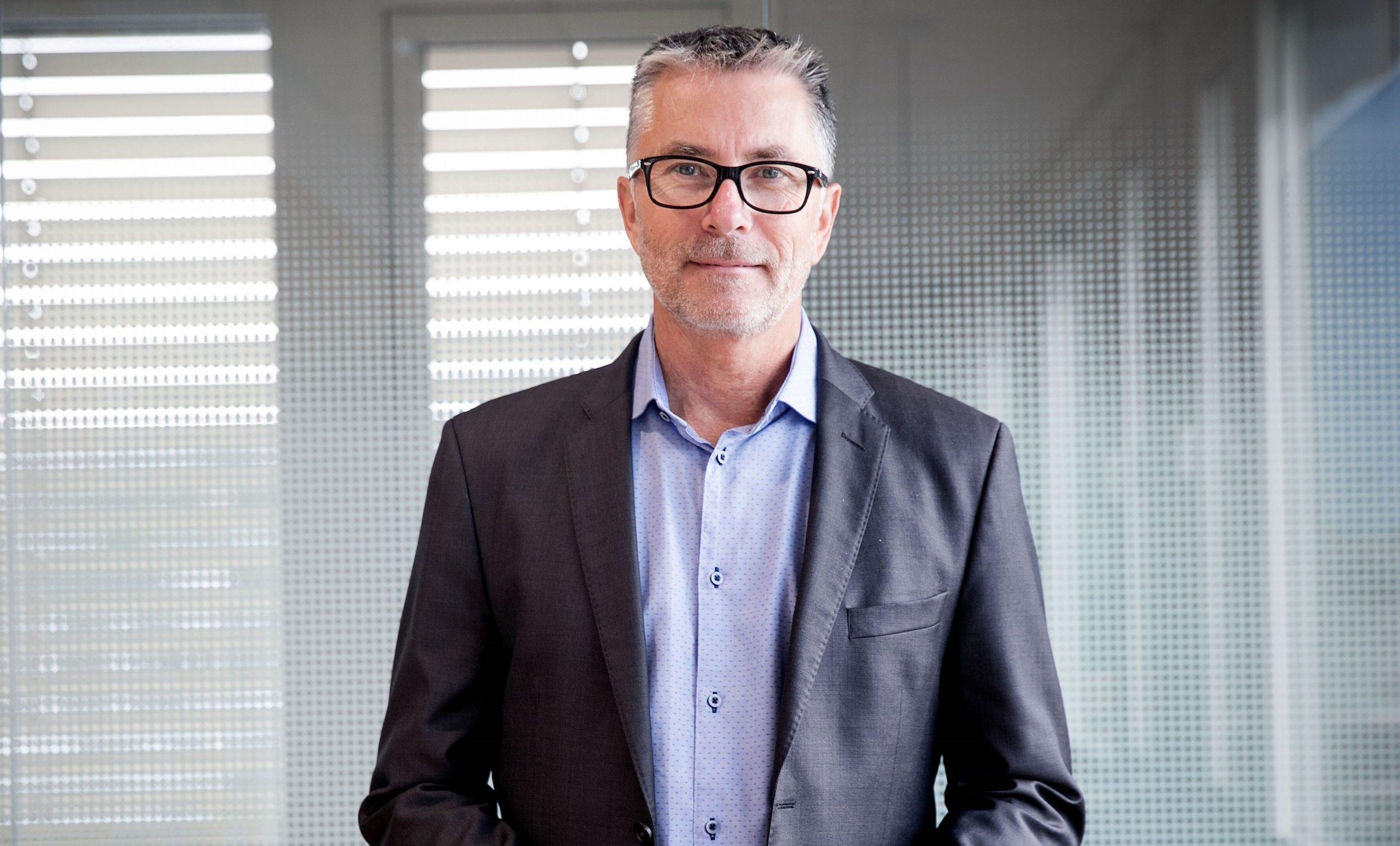Christian Laulund, formand for SAS Pilot Group (Foto: SPG)