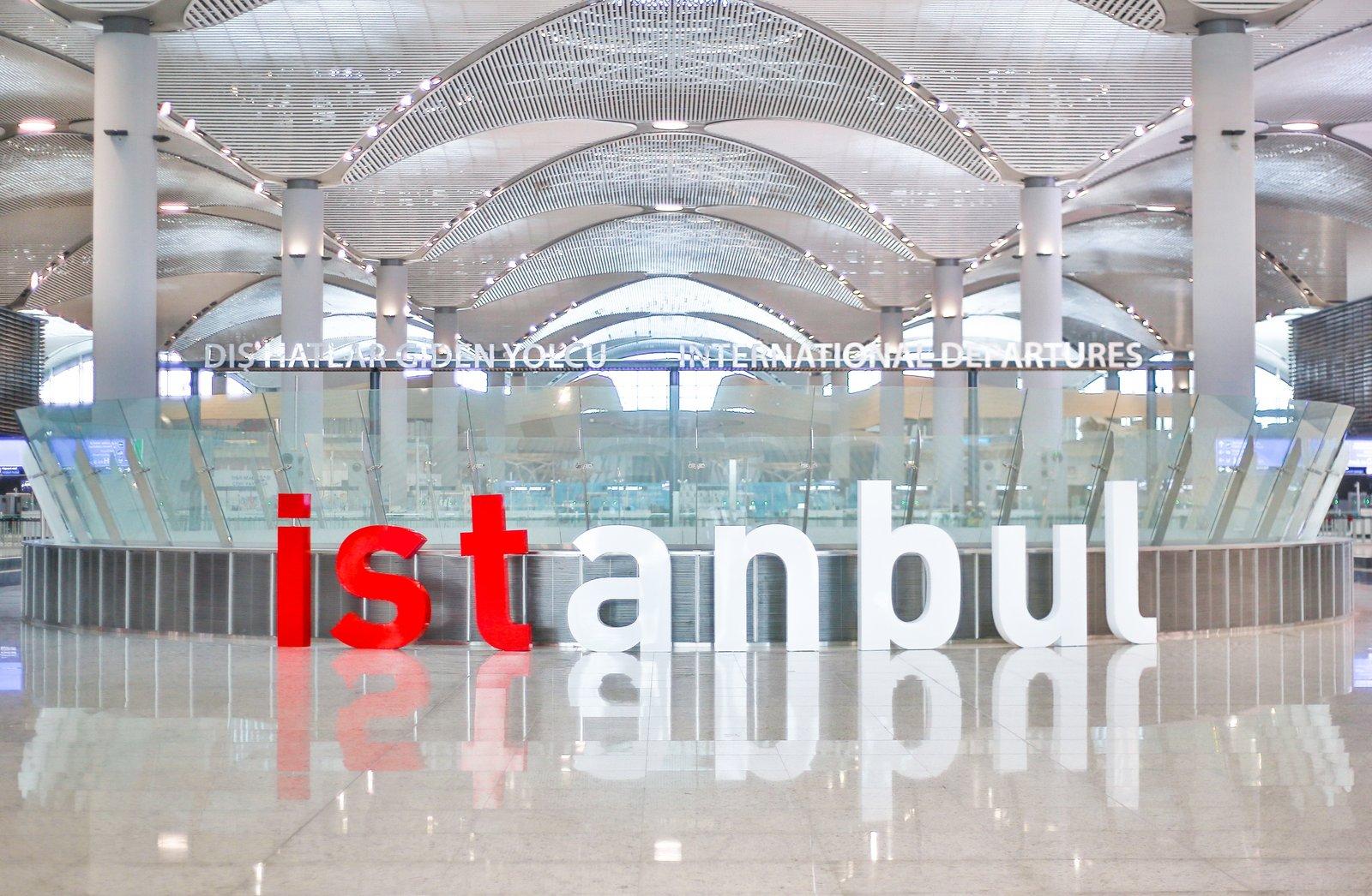 Istanbul Airport. (Foto: İGA - İstanbul Grand Airport)