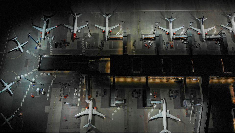 Oslo Lufthavn. (Foto: Avinor | PR)