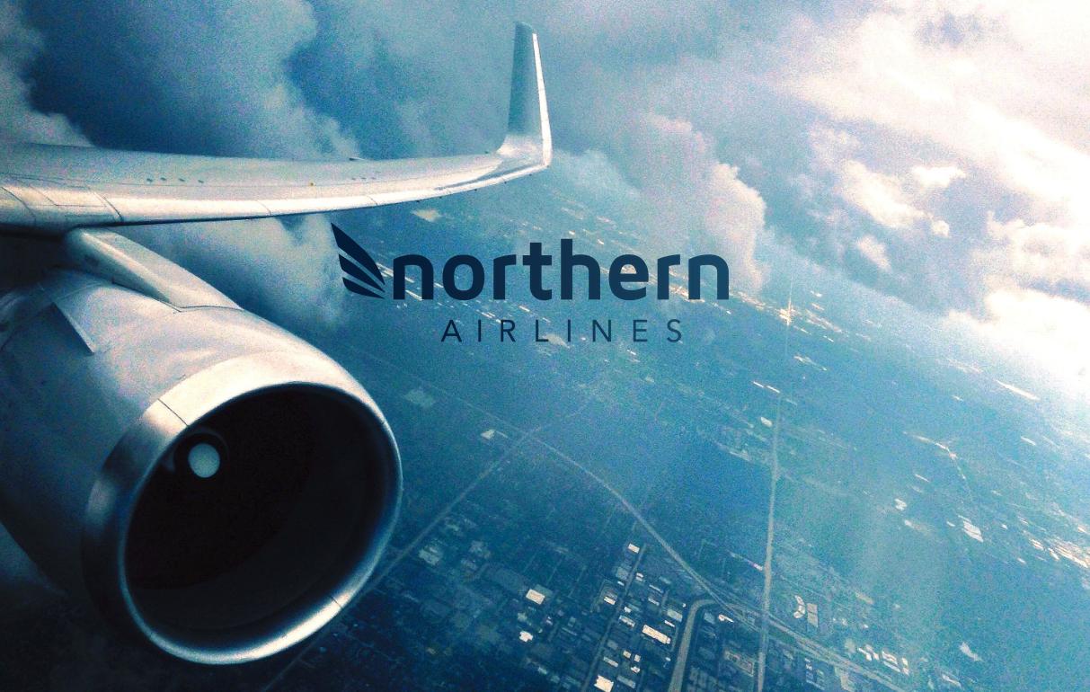 Det svenske flyselskab Northern Airlines vil indlede flyvninger fra marts 2021. Foto: Screenshot fra Northern Airlines' hjemmeside