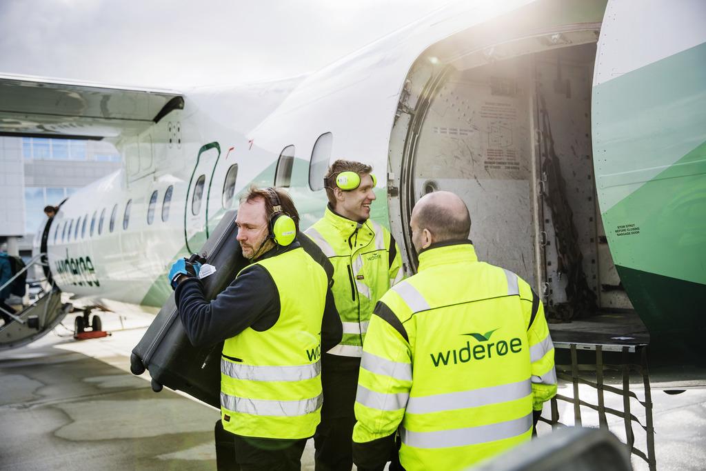 Widrøe er Skandinaviens største regionale flyselskab. (Foto: Widerøe | PR)