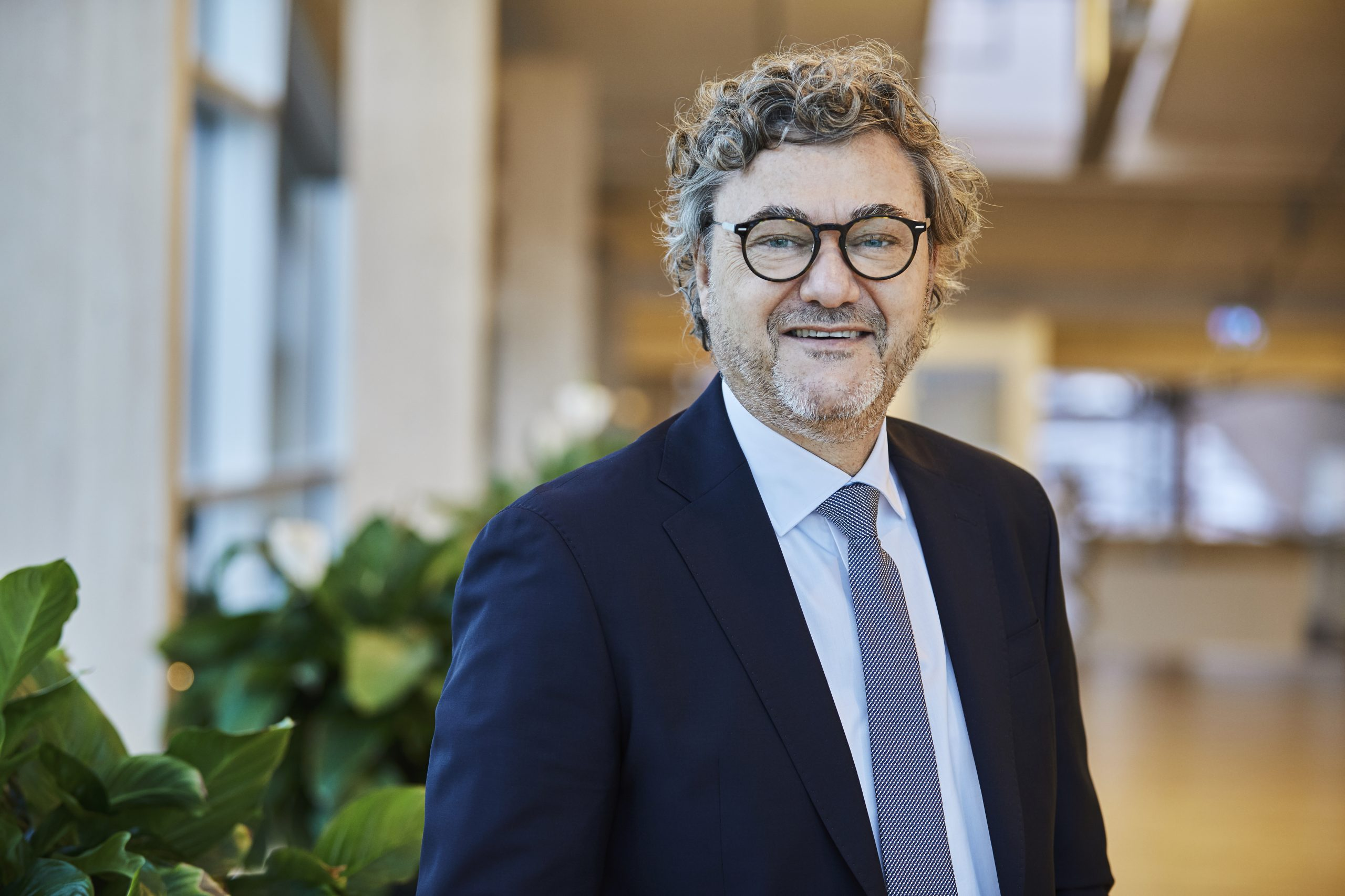 Niels Hemmingsen, administrerende direktør i Aalborg Lufthavn. (Foto: AAL | PR)