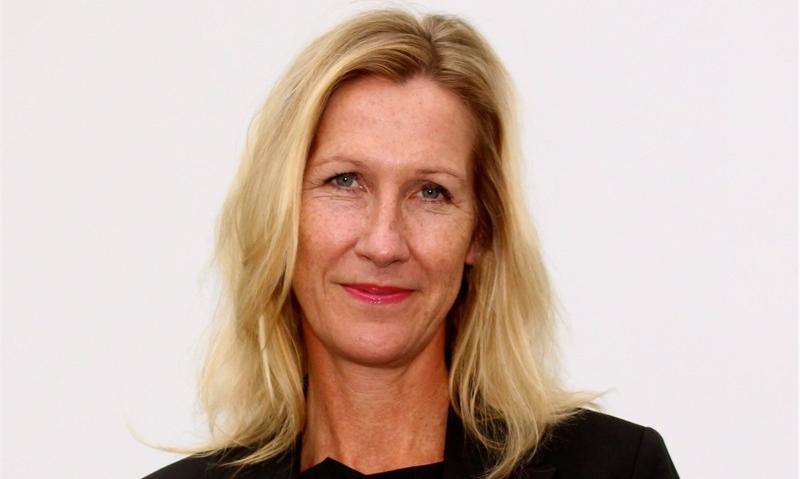 Alexandra Lindgren Kaoukji, fungerende pressechef for SAS i Damark. (Privatfoto)