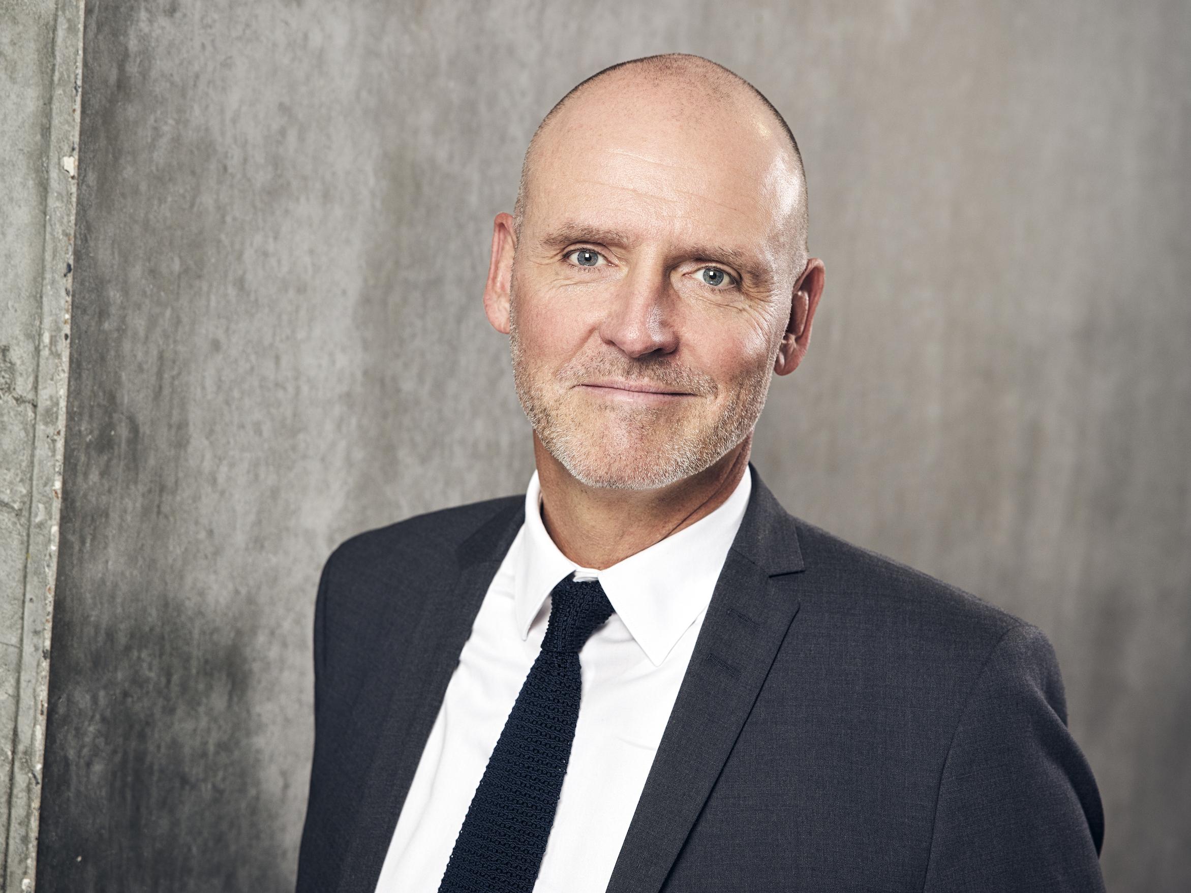 Nicolai Krøyer, ny administrerende direktør for Aarhus Lufthavn fra den 1. marts 2021. (Foto: Aarhus Lufthavn | PR)