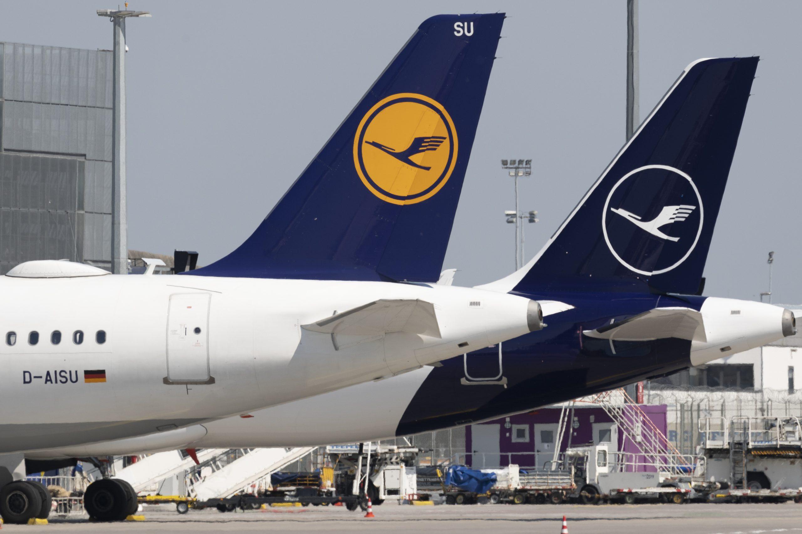 Airbus A321-200 fra Lufthansa i Frankfurt Airport.  (Foto: © Thorbjørn Brunander Sund | Danish Aviation Photo)