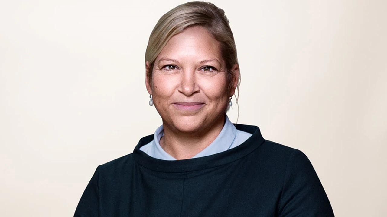 Henriette Hallberg Thygesen, koncerndirektør i A.P. Møller – Mærsk. (Foto: A.P. Møller – Mærsk)