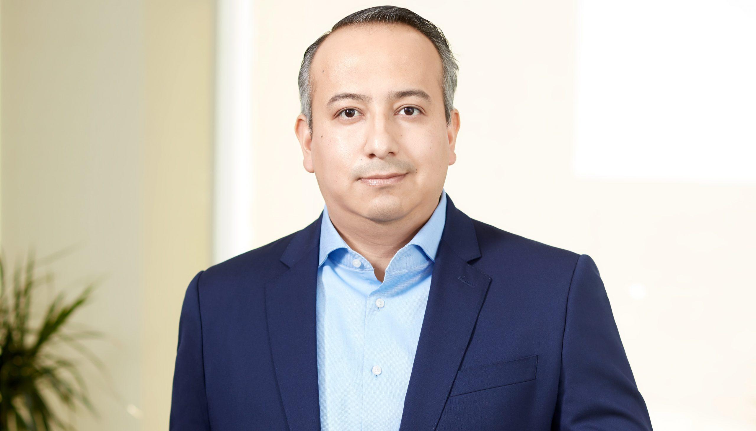 Manuel Ambriz, kommerciel direktør i Vueling. (Foto: Vueling | PR)