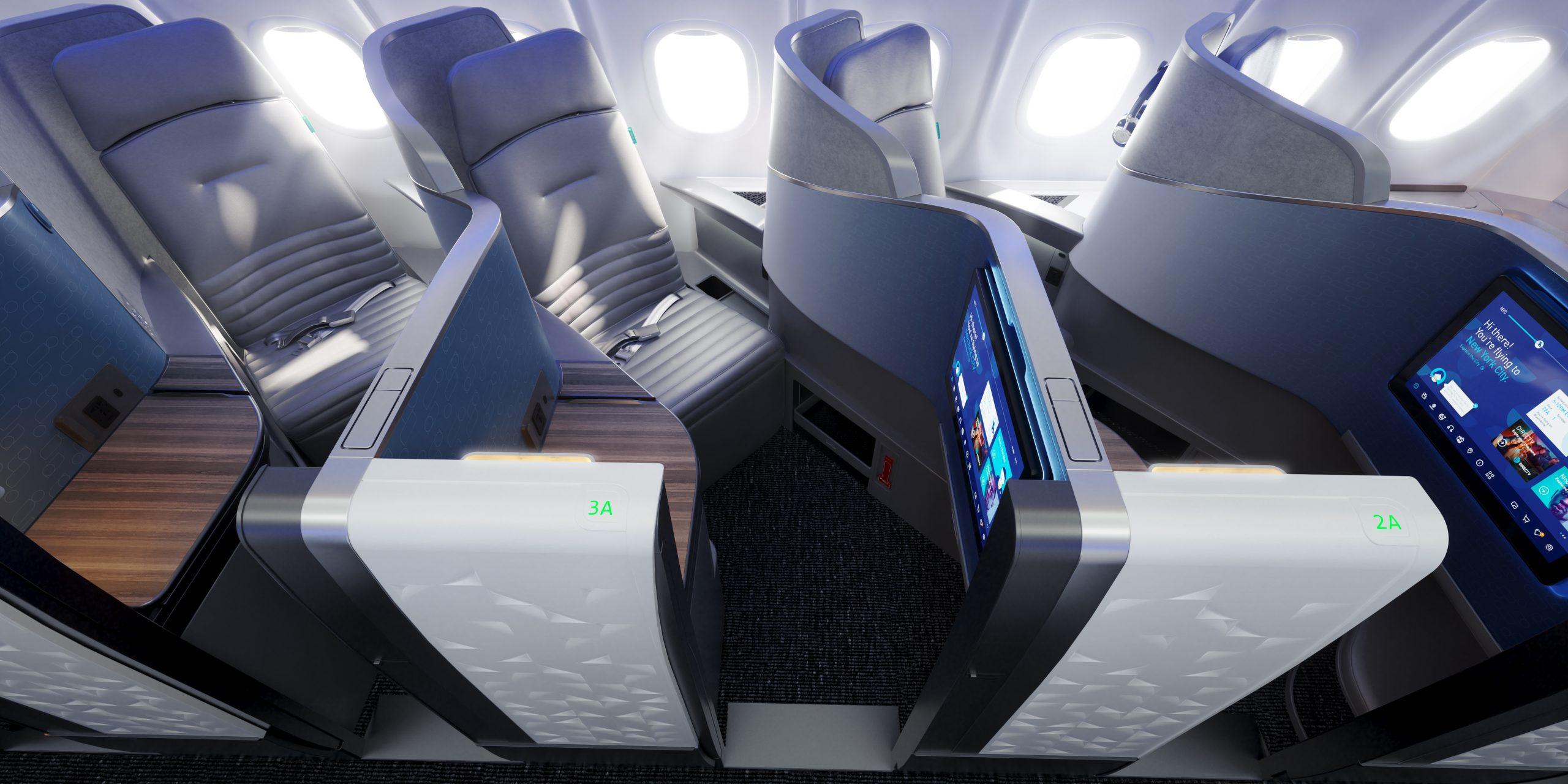 Der er 24 Mint-suiter i de nye A321LR hos JetBlue. (Foto: JetBlue | PR)