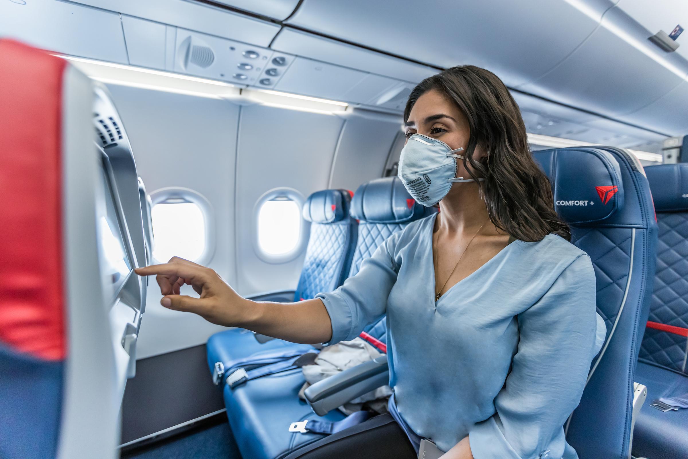 Delta Air Lines fastholder frie midtersæder frem til udgangen af april 2021. Foto: Delta Air Lines