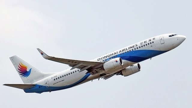 Donghai Airlines Boeing 737-800. Foto: Wikimedia Commons