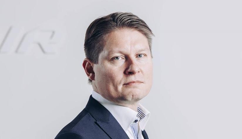 Topi Manner, koncernchef hos Finnair. (Foto: Finnair | PR)