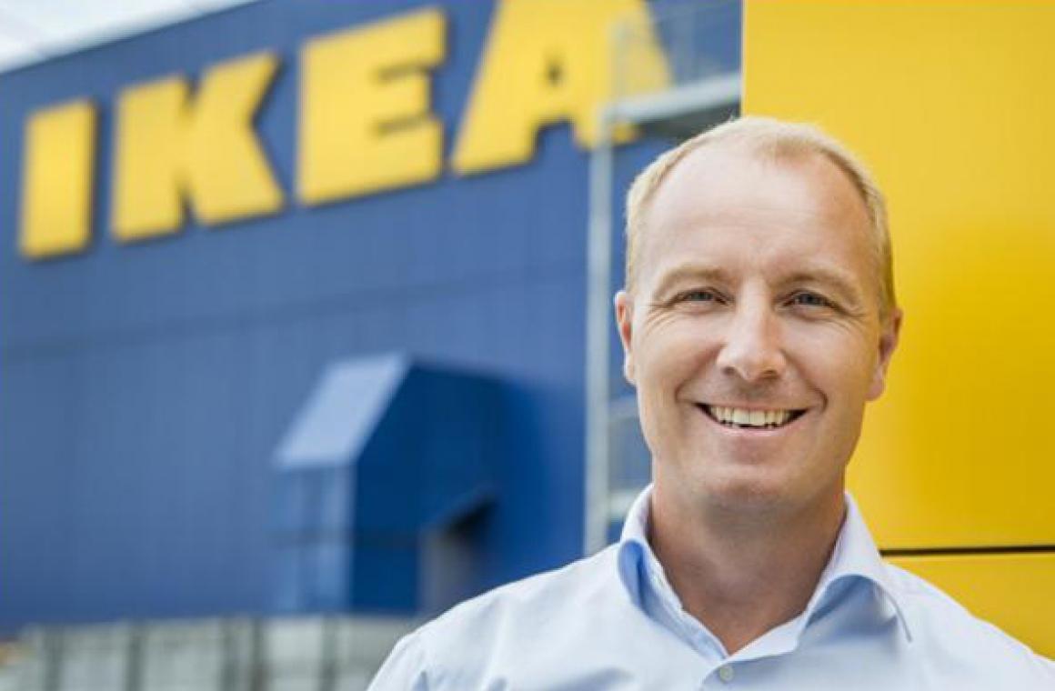 Peter Agnefjäll (Arkivfoto: IKEA | PR)