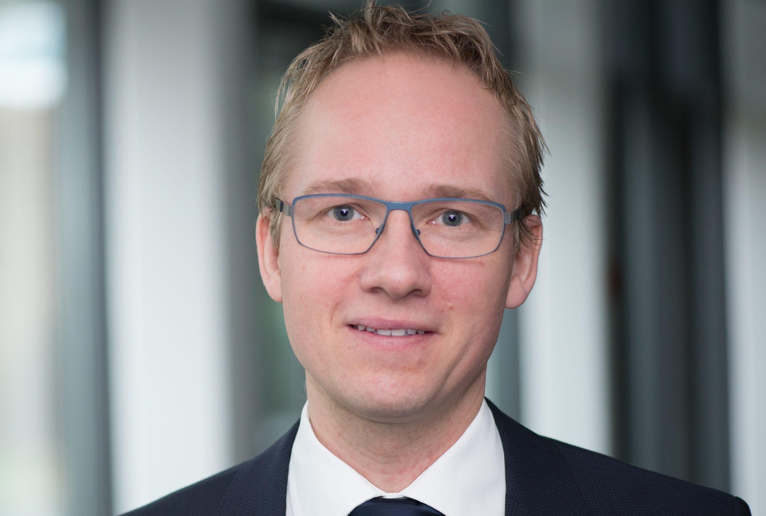 Jacob Pedersen, aktieanalysechef i Sydbank. (Foto: Sydbank | PR)