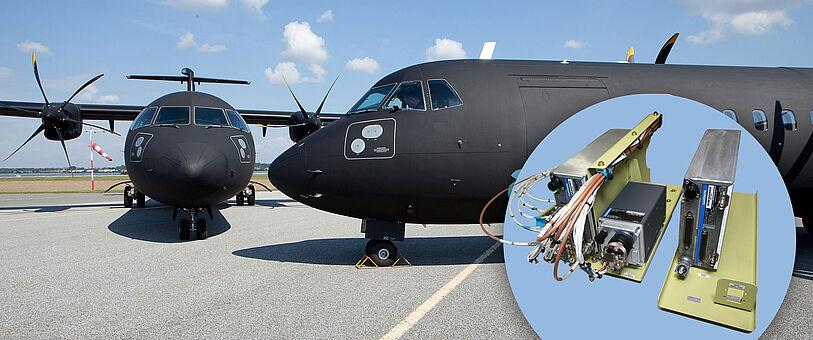 Alsie Express er første kunde til Garmin og Scandinavian Avionics' nye ADS-B-løsning. Foto: Alsie Express