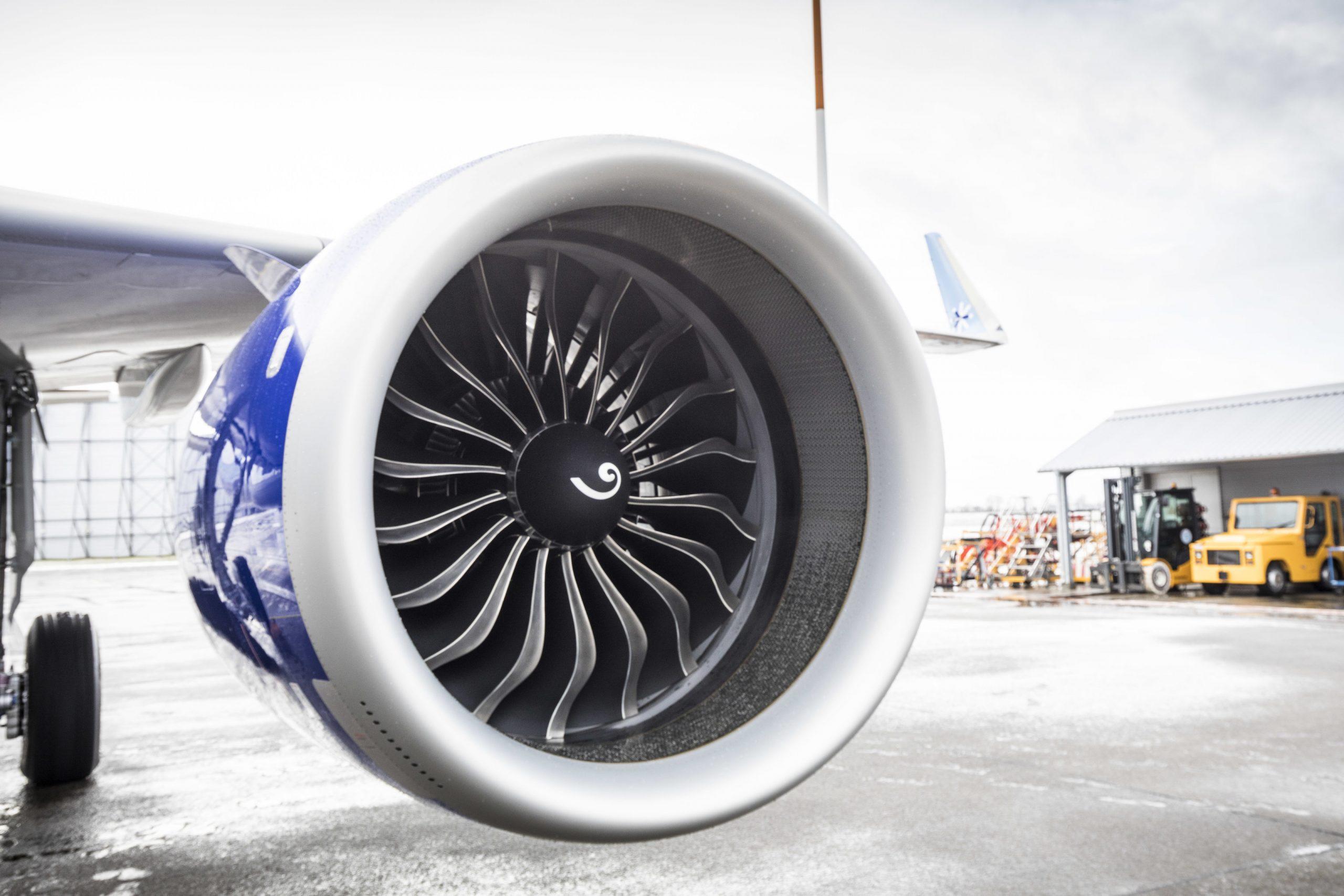 Airbus A321neo fra Interjet. (Foto: Interjet)