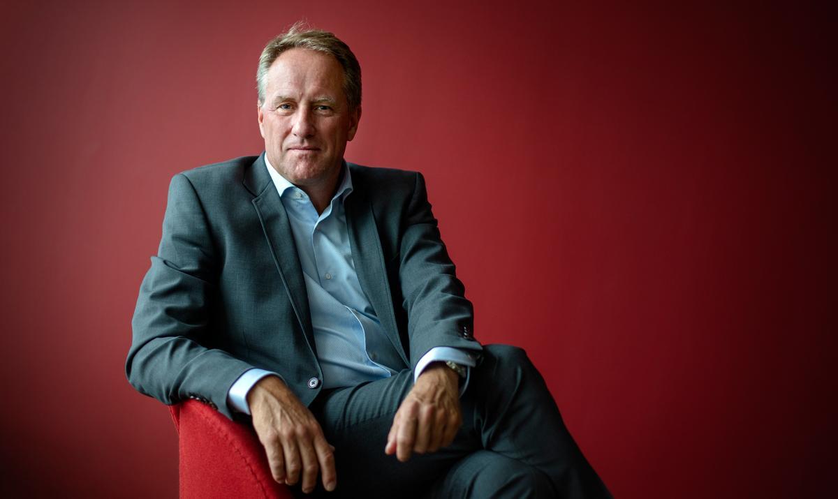 Adm. direktør for Dansk Industri, Lars Sandahl Sørensen (Foto: Sarah Hartvigsen Juncker)