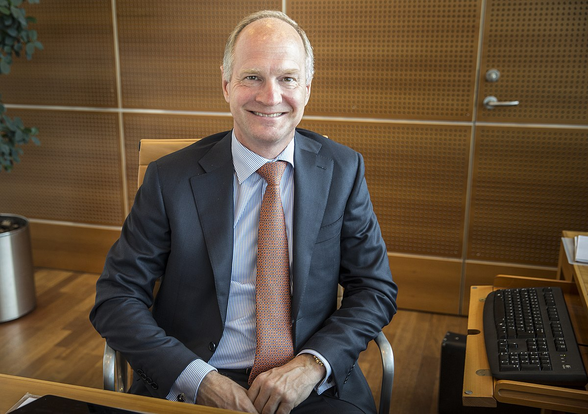 Thomas Woldbye, administrerende direktør, Københavns Lufthavn. (Foto: News Oresund | CC 2.0)