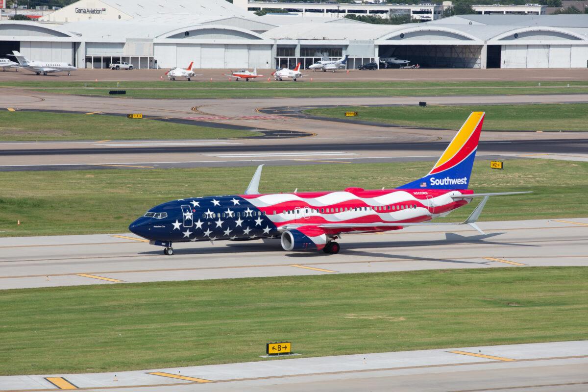 Freedom One fra Southwest Airlines med registreringen N500WR (Foto: Southwest | Brianna Juda)