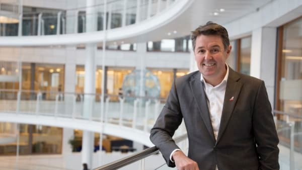 Geir Karlsen, koncernchef i Norwegian. (Foto: Norwegian | PR)