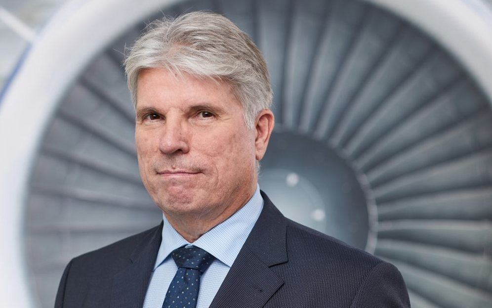 Geir Steiro skal fremover være administrerende direktør i den norske virksomhed MSG Production. Foto: MSG Production