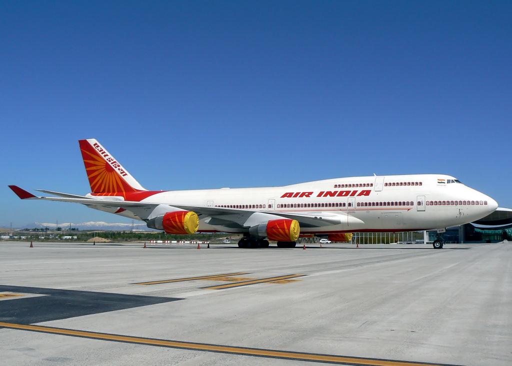 En Boeing 747-400 fra Air India. Foto: José Luis Celada Euba, CC 2.0