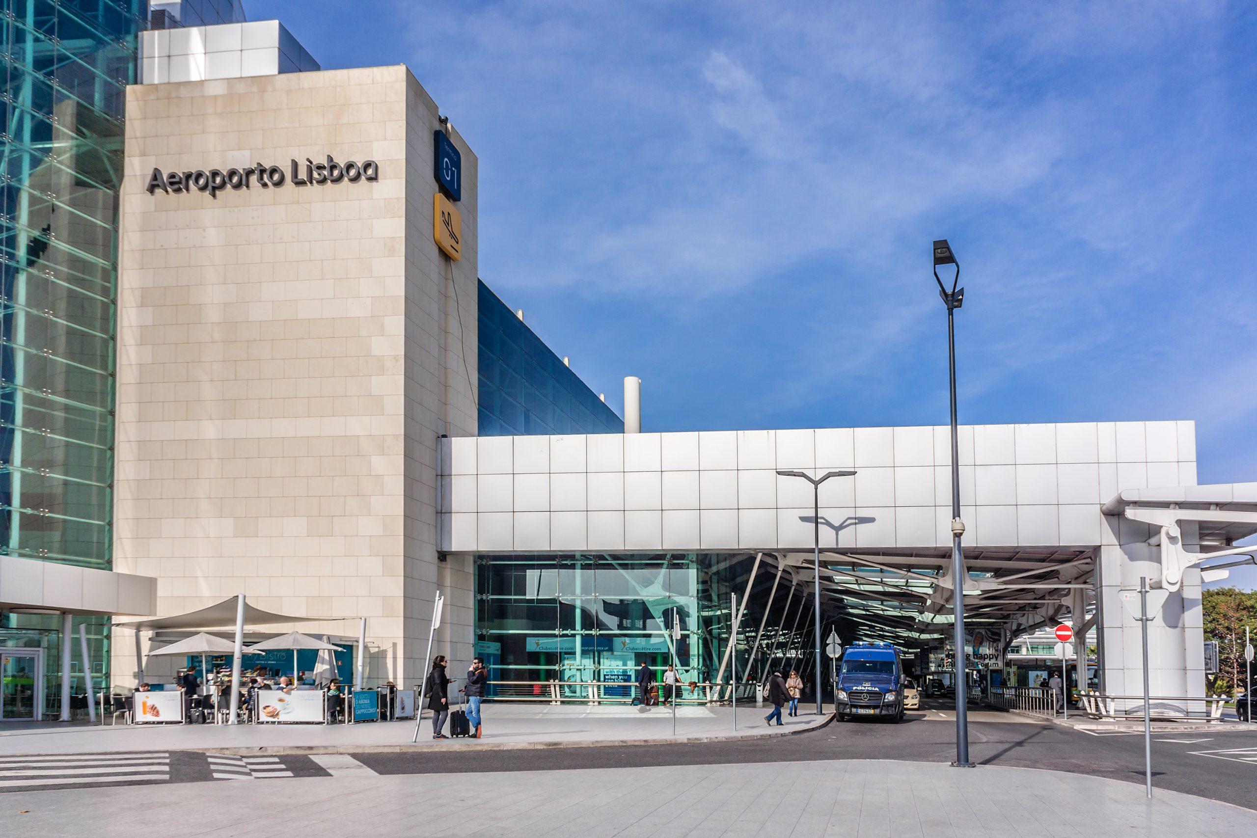 Lisbon Humberto Delgado Airport. (Foto: Kiev.Victor   Shutterstock)