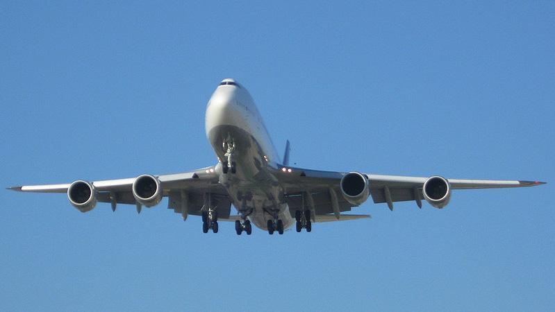 Boeing 747-8 med testregistreringen N6067U produceret til Lufthansa. Flyet overtages af den egyptiske regering. (Foto: Altair78 | CC 2.0)