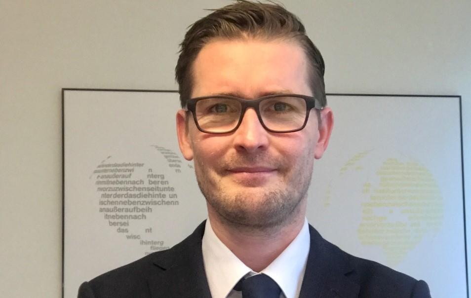 Flemming Nordestgaard, General Manager Sales, Lufthansa Group i Norge. (Privatfoto)