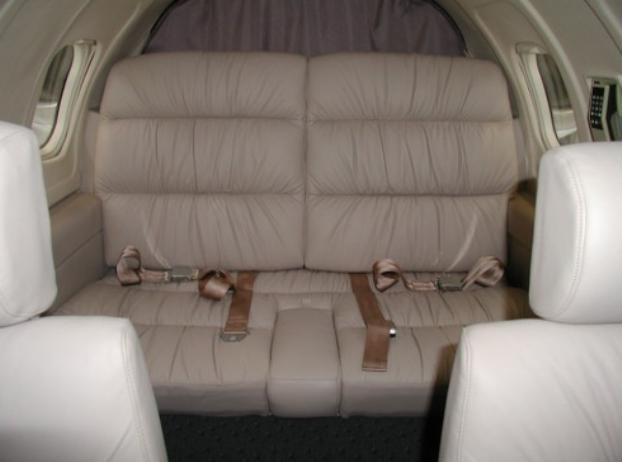 (Foto: Classic Trim Aircraft Interior)