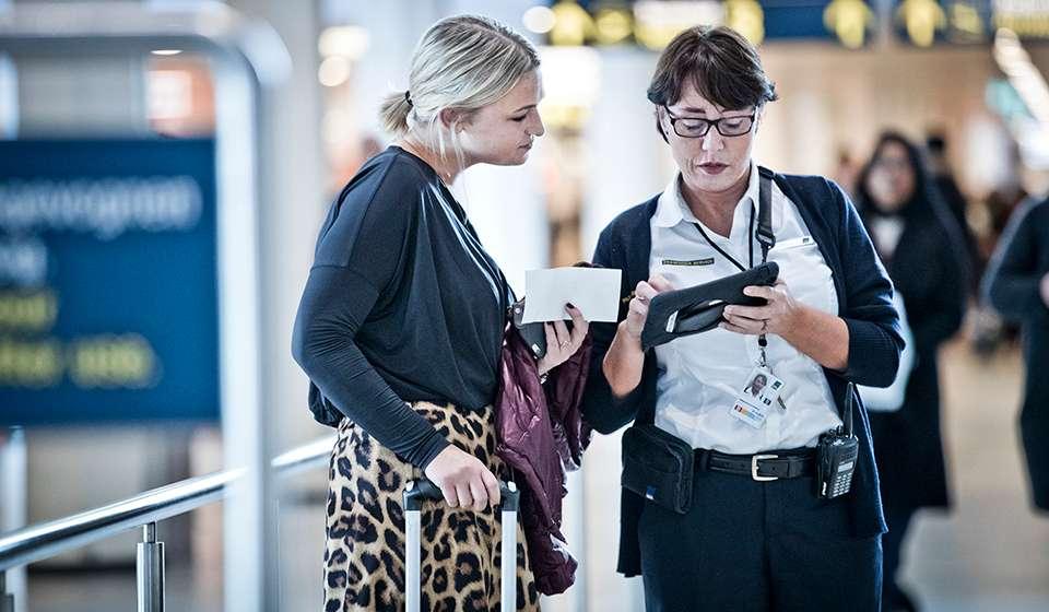 Københavns Lufthavn har kaldt ekstra personale ind i efterårsferien. (Foto: CPH)